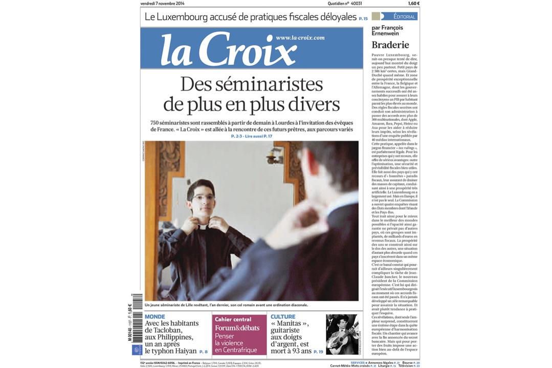 La Croix / Corinne SIMON