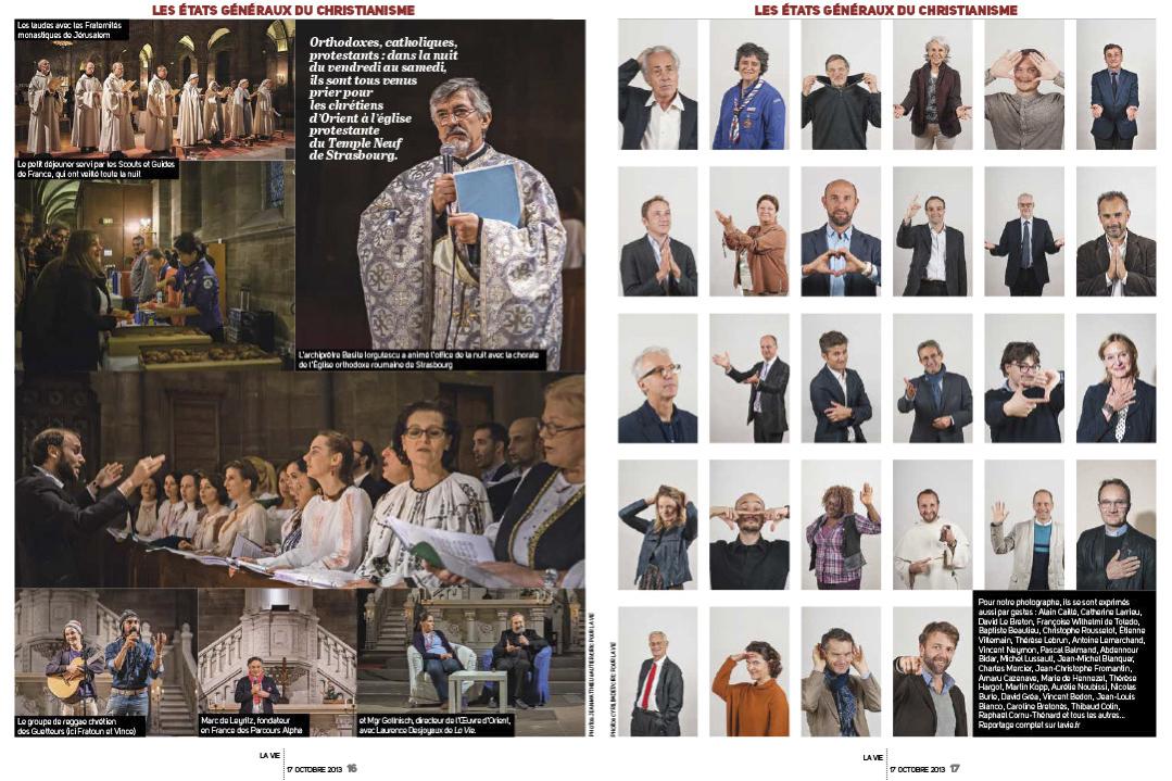 La Vie / Jean-Matthieu GAUTIER - Cyril BADET