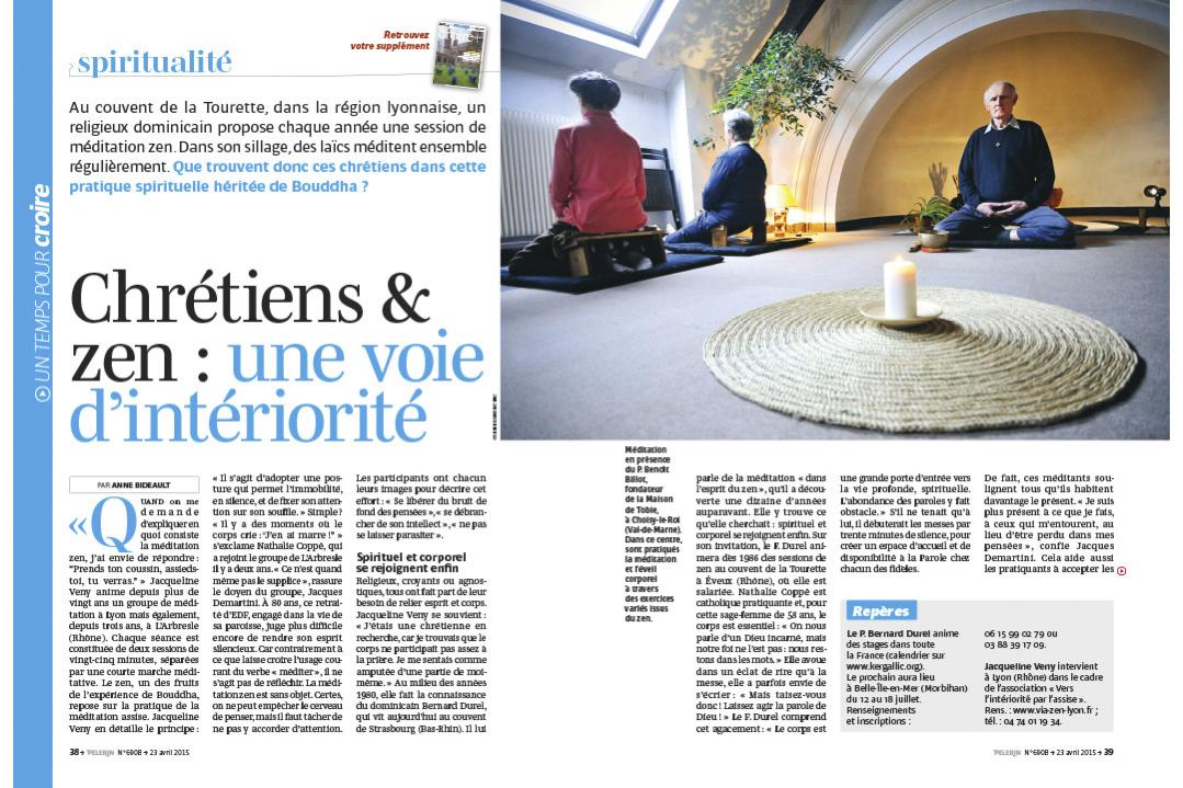 Le Pèlerin / Corinne SIMON