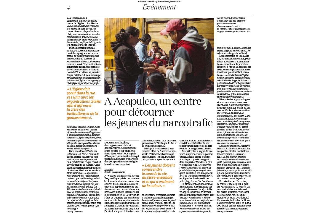 LA CROIX / Jeoffrey GUILLEMARD