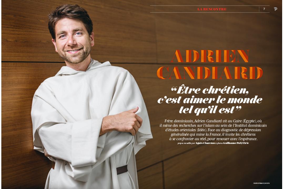 PÈLERIN / Guillaume POLI