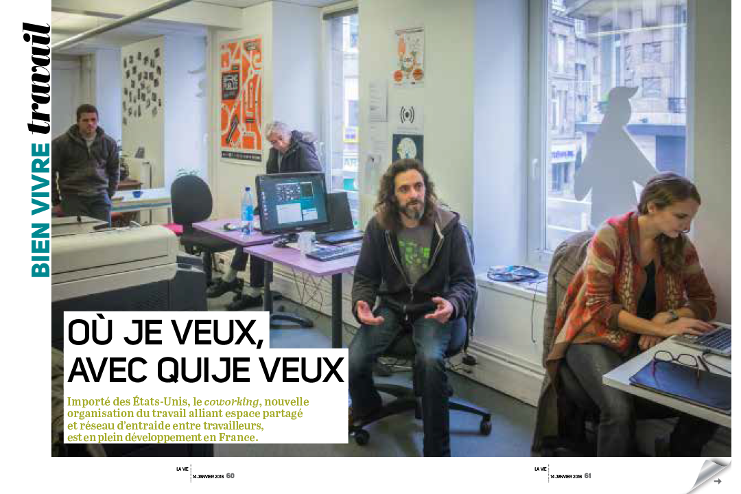 La Vie / Jean-Matthieu GAUTIER