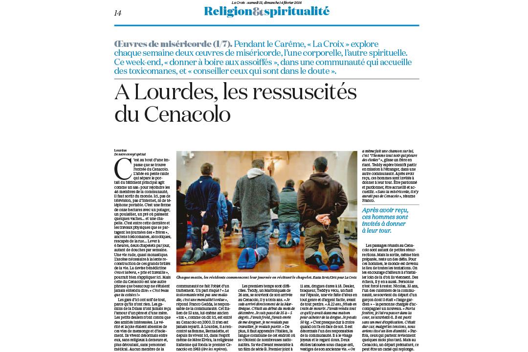 LA CROIX / Kasia STREK